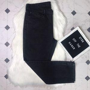 Levi's 541 black straight leg jeans 40 x 32